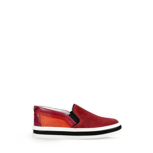 Sergio Rossi TOTEM Red Sneakers