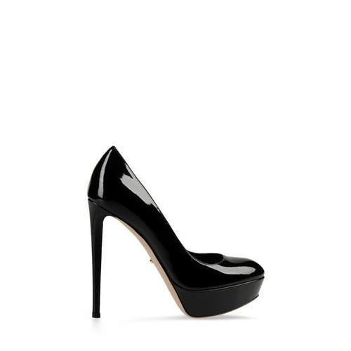 Sergio Rossi MANHATTAN Black Pumps
