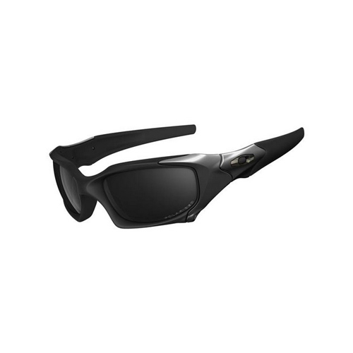 Oakley Pit Boss Matte Black Titanium Black Iridium Sunglasses