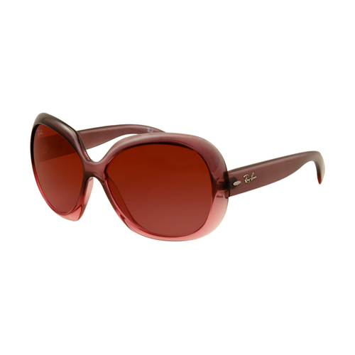 Ray Ban RB4098 Jackie Ohh II Sunglasses Wine Red Frame Wine Red