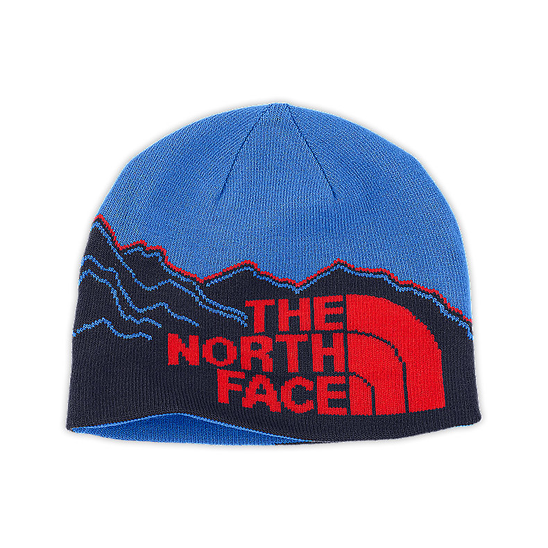 NORTH FACE YOUTH COREFIRE BEANIE DEEP WATER BLUE