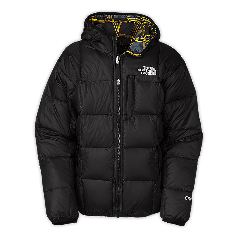 NORTH FACE BOYS REVERSIBLE DOWN MOONDOGGY JACKET TNF BLACK