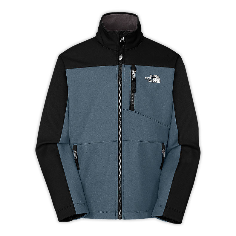 NORTH FACE BOYS TNF APEX BIONIC JACKET CONQUER BLUE