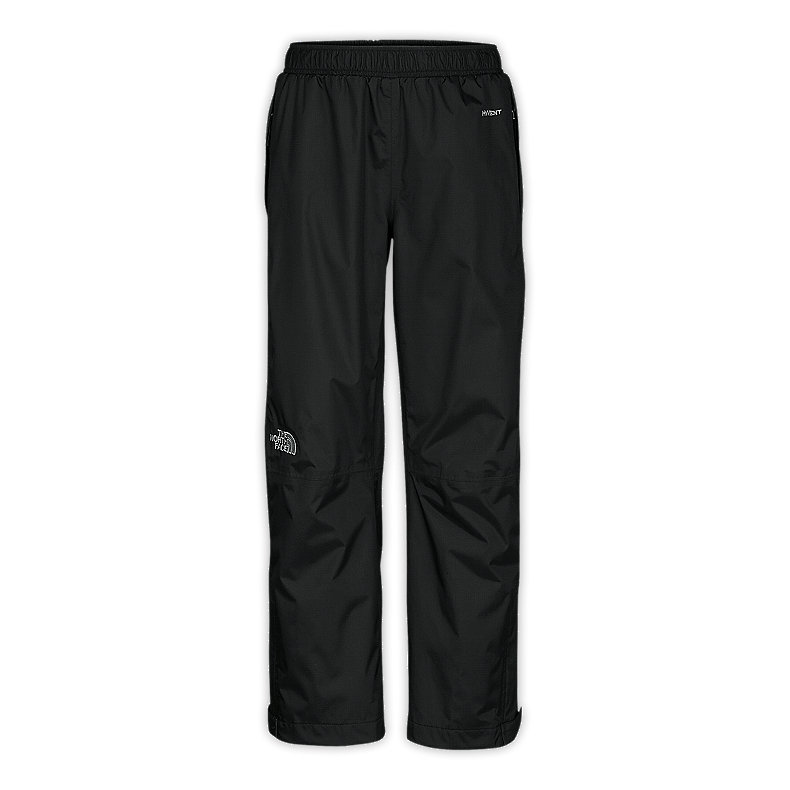 NORTH FACE BOYS RESOLVE PANTS TNF BLACK