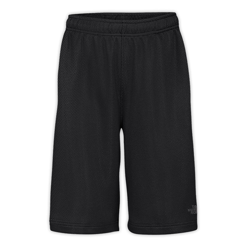 NORTH FACE BOYS MOTION SHORTS TNF BLACK