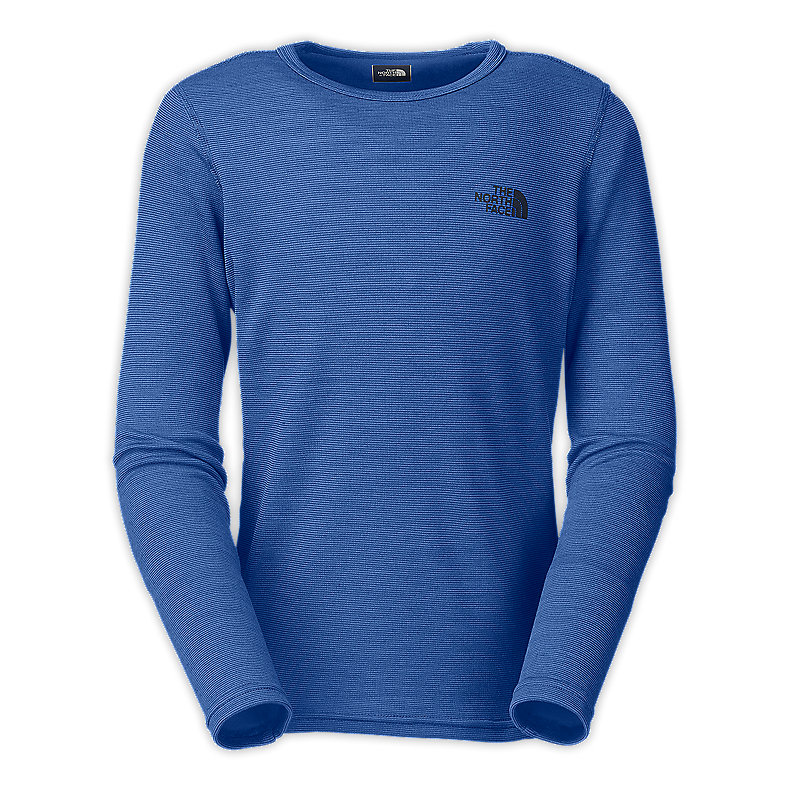 NORTH FACE BOYS BASELAYER TEE ZINC GREY
