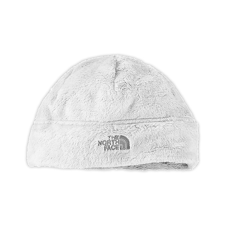NORTH FACE GIRLS DENALI THERMAL BEANIE TNF WHITE