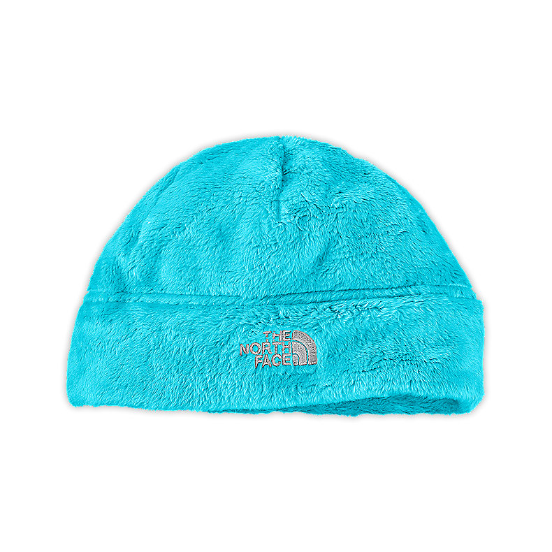 NORTH FACE GIRLS DENALI THERMAL BEANIE TURQUOISE BLUE