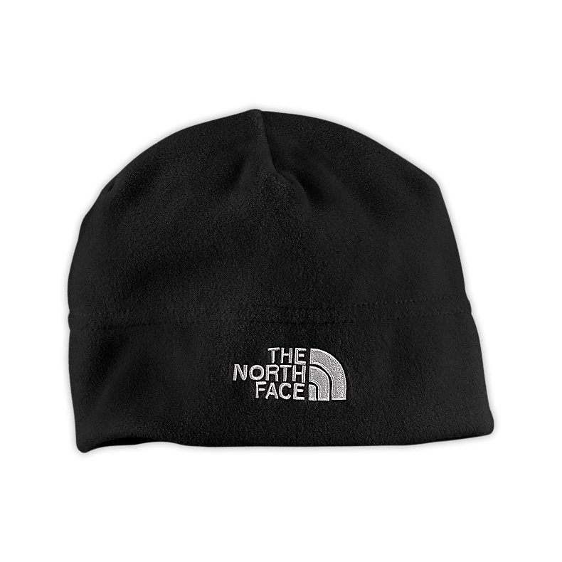 NORTH FACE YOUTH FLASH FLEECE BEANIE TNF BLACK
