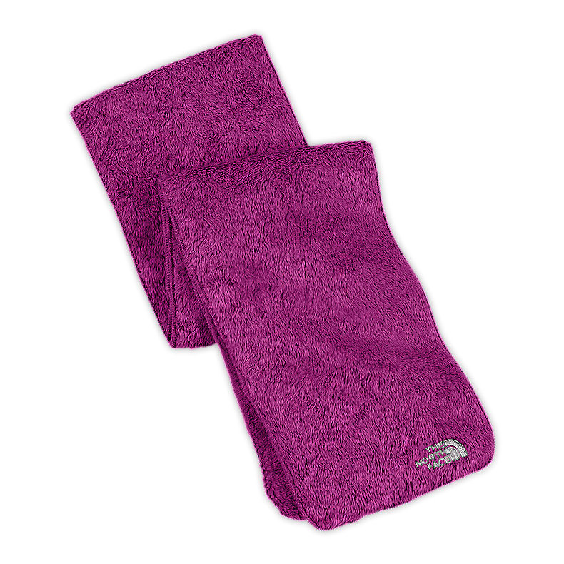 NORTH FACE GIRLS DENALI THERMAL SCARF PREMIERE PURPLE
