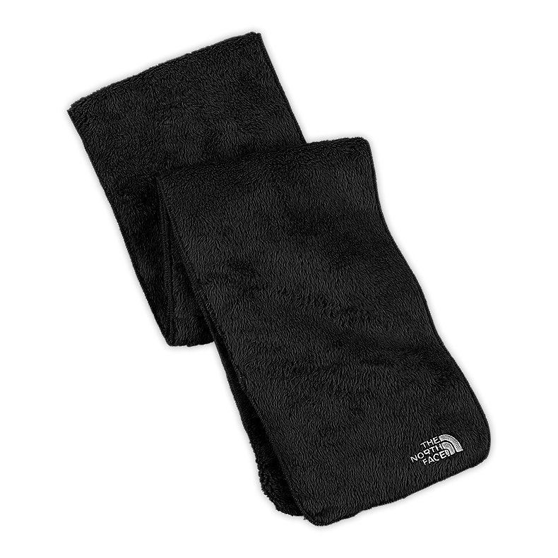 NORTH FACE GIRLS DENALI THERMAL SCARF TNF BLACK
