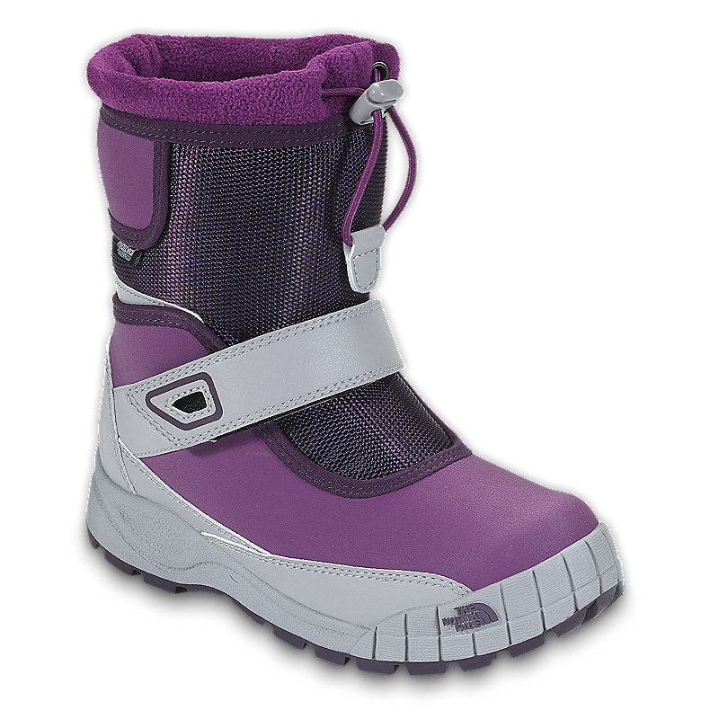 NORTH FACE GIRLS BLUSTER BUSTER PREMIERE PURPLE / BAROQUE PURPLE