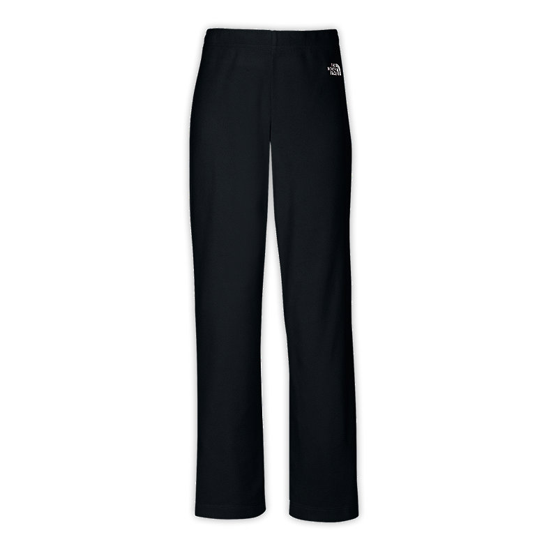 NORTH FACE GIRLS GLACIER PANTS TNF BLACK