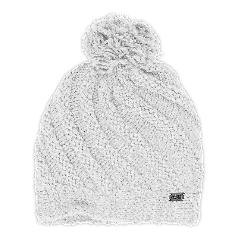 NORTH FACE BUTTERS BEANIE TNF WHITE