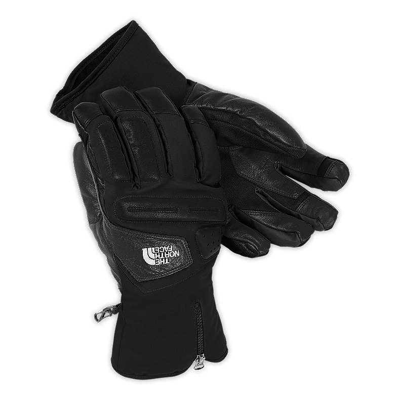 NORTH FACE GONZO GLOVE TNF BLACK