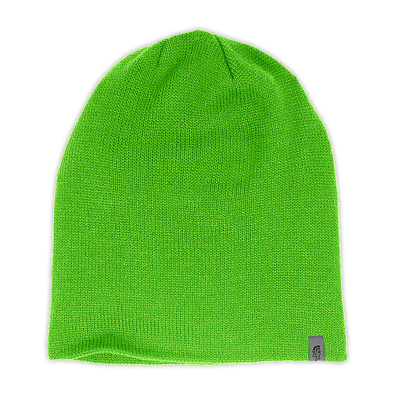 NORTH FACE ANYGRADE BEANIE GLO GREEN