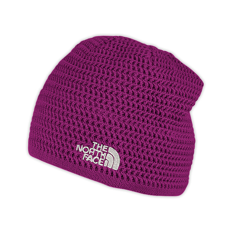 NORTH FACE WICKED BEANIE PREMIERE PURPLE