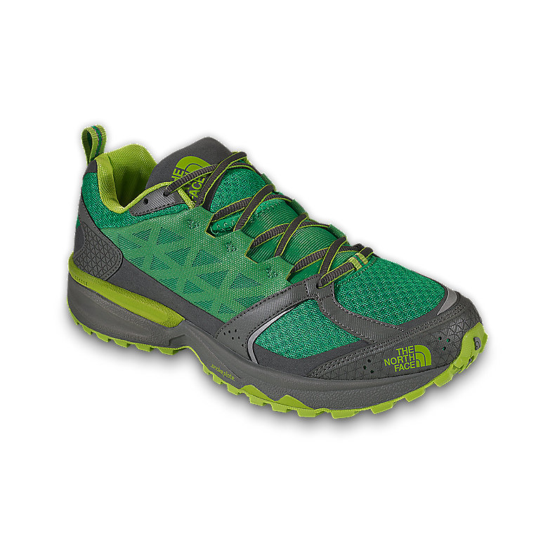 NORTH FACE MEN SINGLE-TRACK II TRIUMPH GREEN / LANTERN GREEN