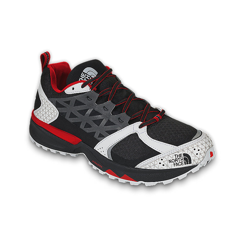 NORTH FACE MEN SINGLE-TRACK II TNF BLACK / TNF RED