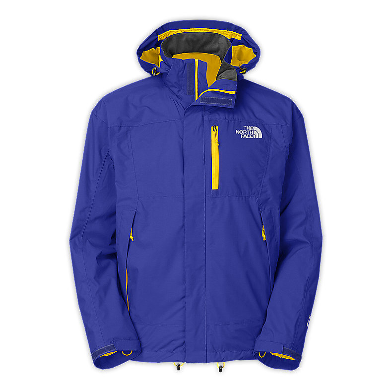 NORTH FACE MEN VARIUS GUIDE JACKET BOLT BLUE