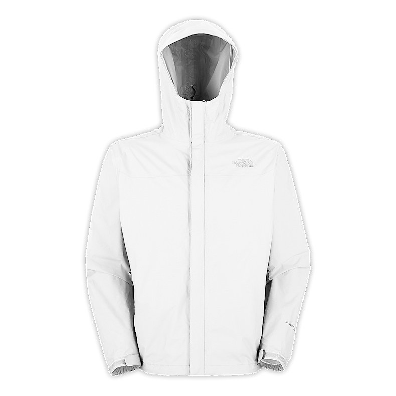 NORTH FACE MEN VENTURE JACKET TNF WHITE