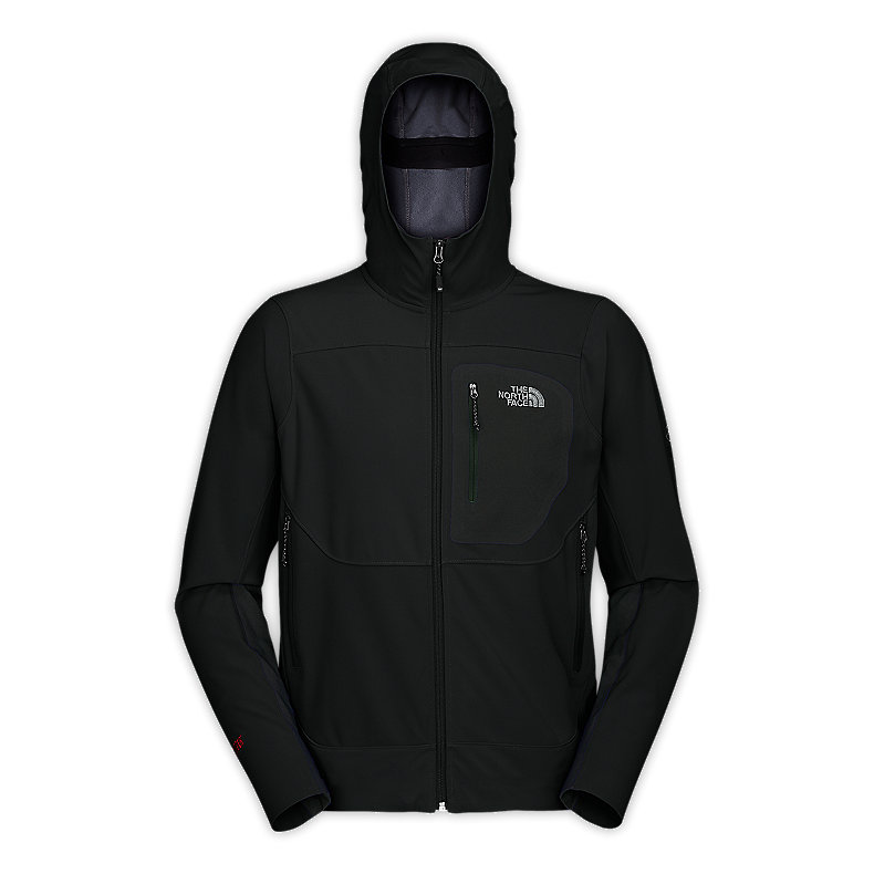 NORTH FACE MEN ALPINE PROJECT WS SOFT SHELL JACKET TNF BLACK