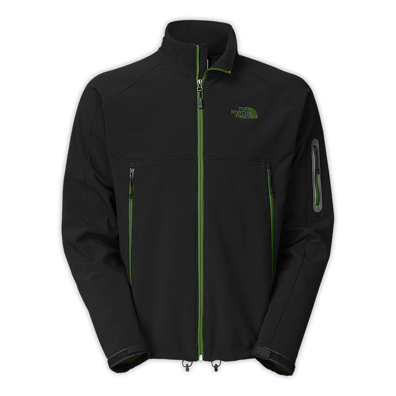 NORTH FACE MEN QUANTAS JACKET TNF BLACK
