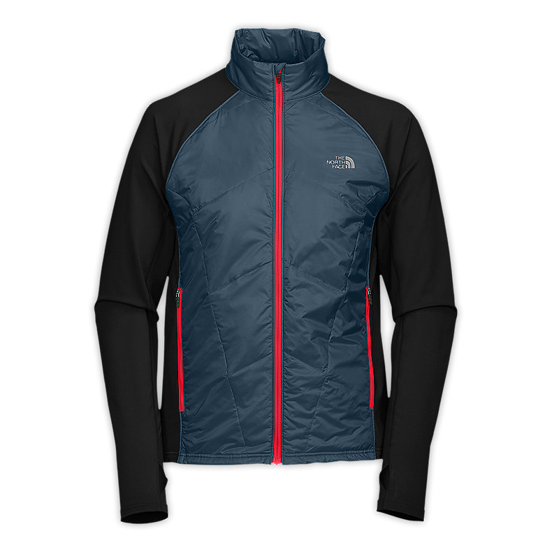 NORTH FACE MEN ANIMAGI JACKET CONQUER BLUE / TNF BLACK