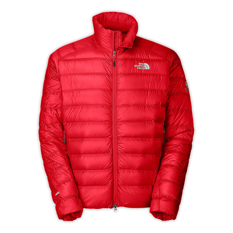 NORTH FACE MEN SUPER DIEZ JACKET TNF RED