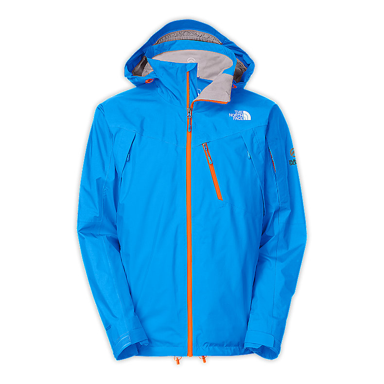 NORTH FACE MEN TERKKO JACKET ATHENS BLUE / ORIOLE ORANGE