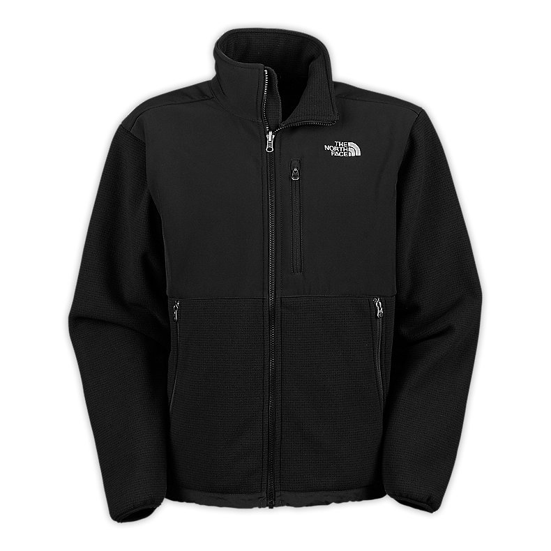 NORTH FACE MEN DENALI WIND PRO JACKET TNF BLACK