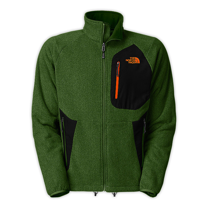 NORTH FACE MEN ANGILE JACKET CONIFER GREEN