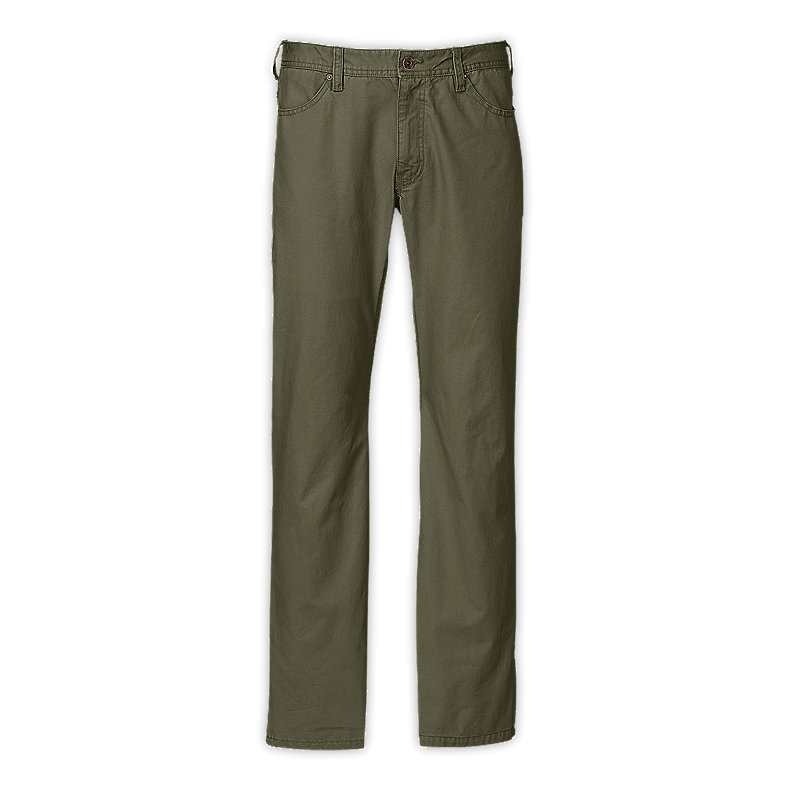 NORTH FACE MEN BUCKLAND PANT NEW TAUPE