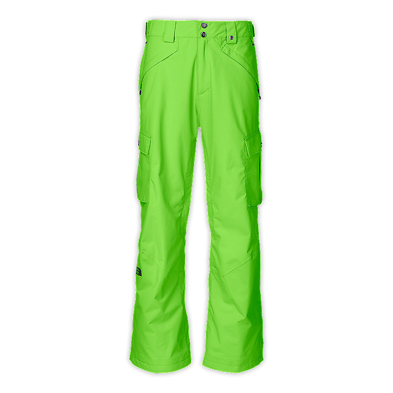 NORTH FACE MEN FARGO CARGO PANT GLO GREEN