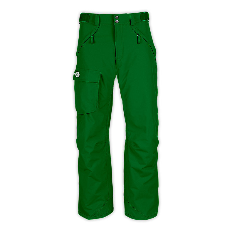 NORTH FACE MEN FREEDOM INSULATED PANTS ARDEN GREEN