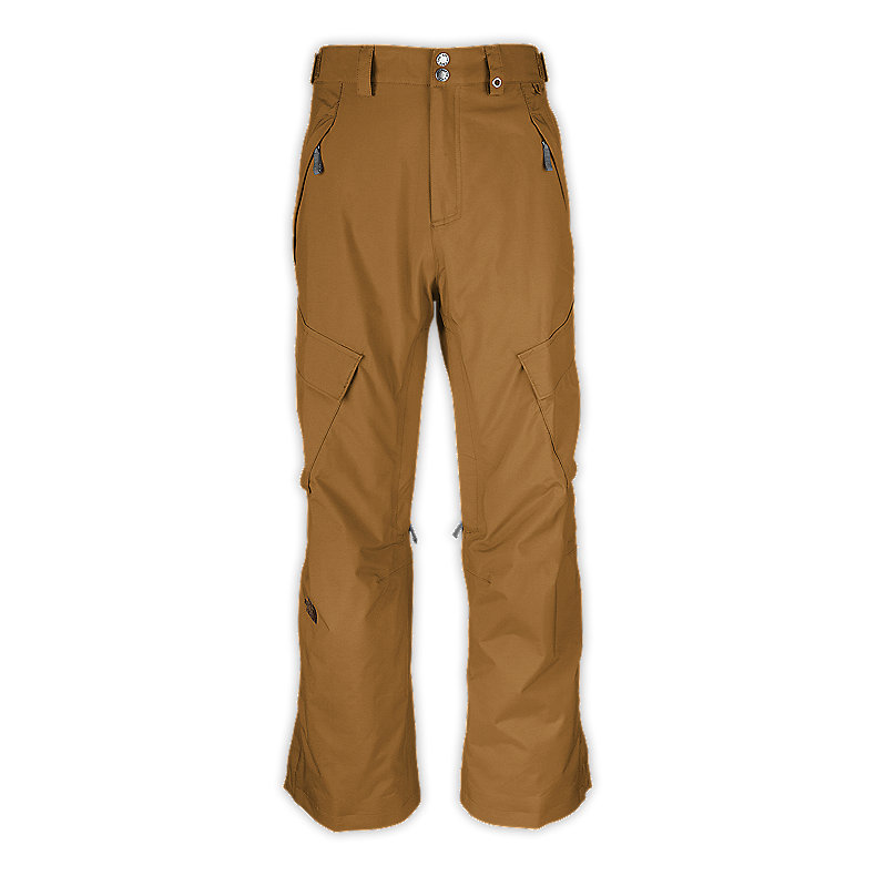 NORTH FACE MEN SLASHER CARGO PANT UTILITY BROWN