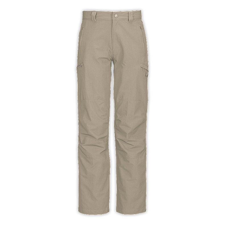 NORTH FACE MEN BURKE PANTS DUNE BEIGE