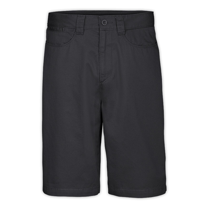 NORTH FACE MEN SILVERTON SHORTS ASPHALT GREY
