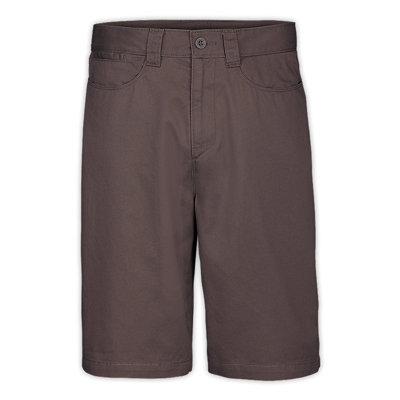 NORTH FACE MEN SILVERTON SHORTS WEIMARANER BROWN