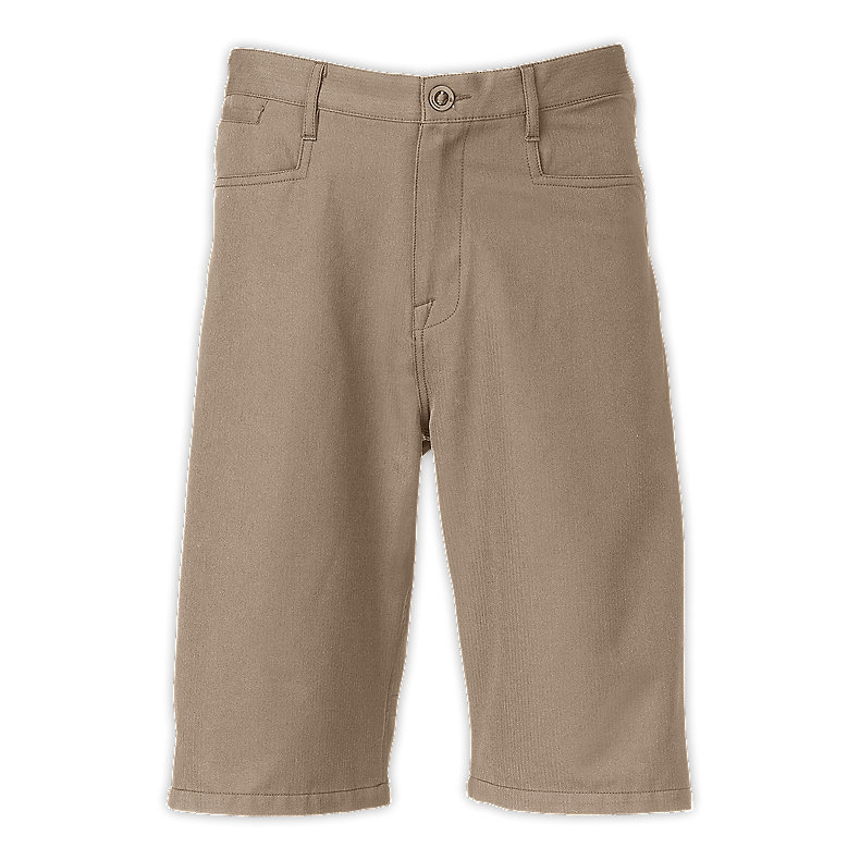 NORTH FACE MEN CHIZNO TECH SHORTS DUNE BEIGE