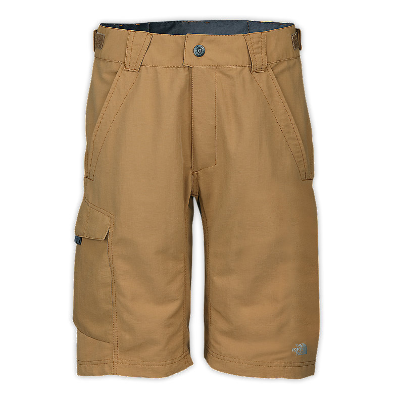 NORTH FACE MEN BRACKET SHORTS UTILITY BROWN