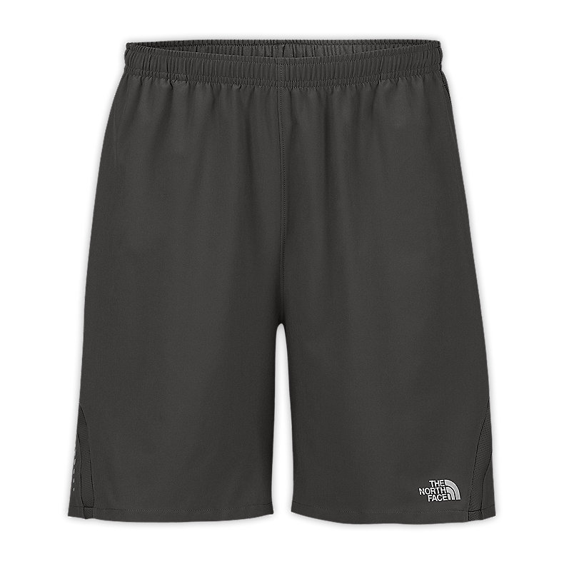 NORTH FACE MEN AGILITY SHORTS GRAPHITE GREY