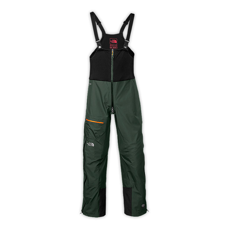 NORTH FACE MEN MERU GORE BIB NOAH GREEN