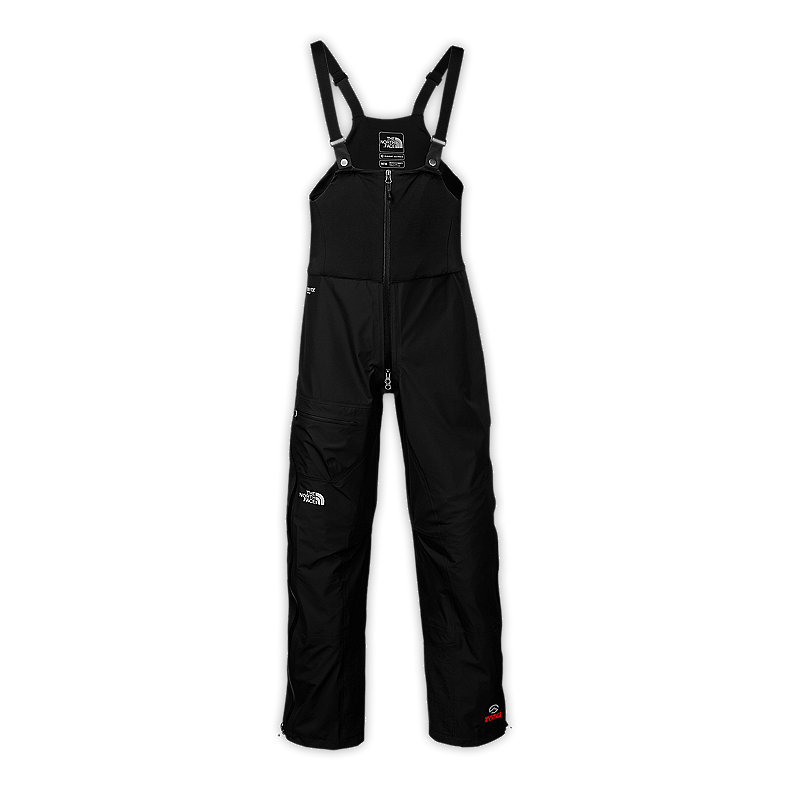 NORTH FACE MEN MERU GORE BIB TNF BLACK