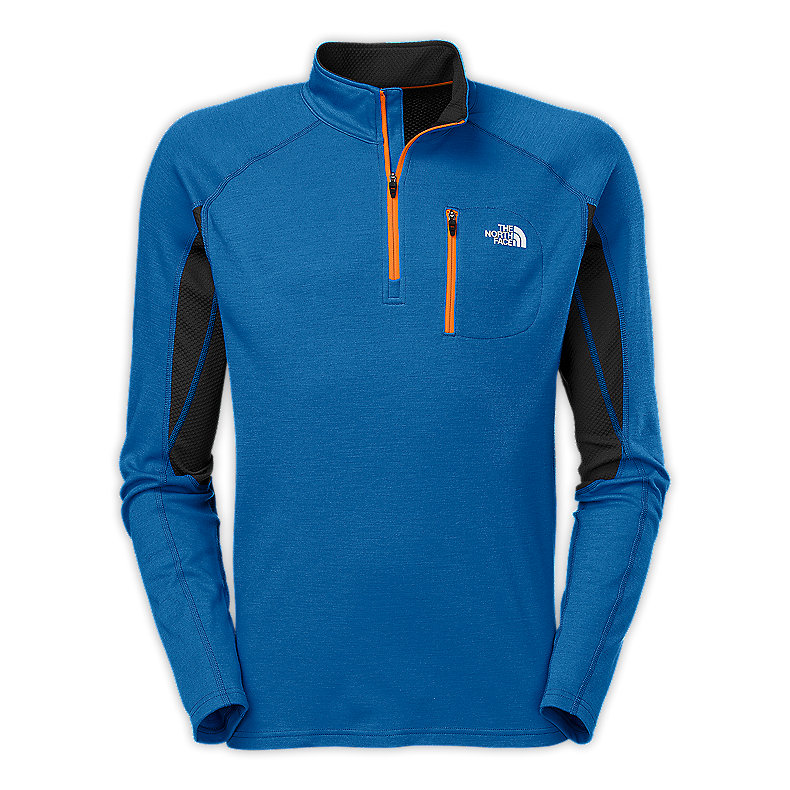 NORTH FACE MEN KANNON MIDLAYER ATHENS BLUE