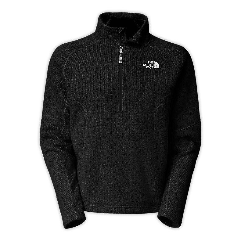 NORTH FACE MEN KRESTWOOD SWEATER TNF BLACK