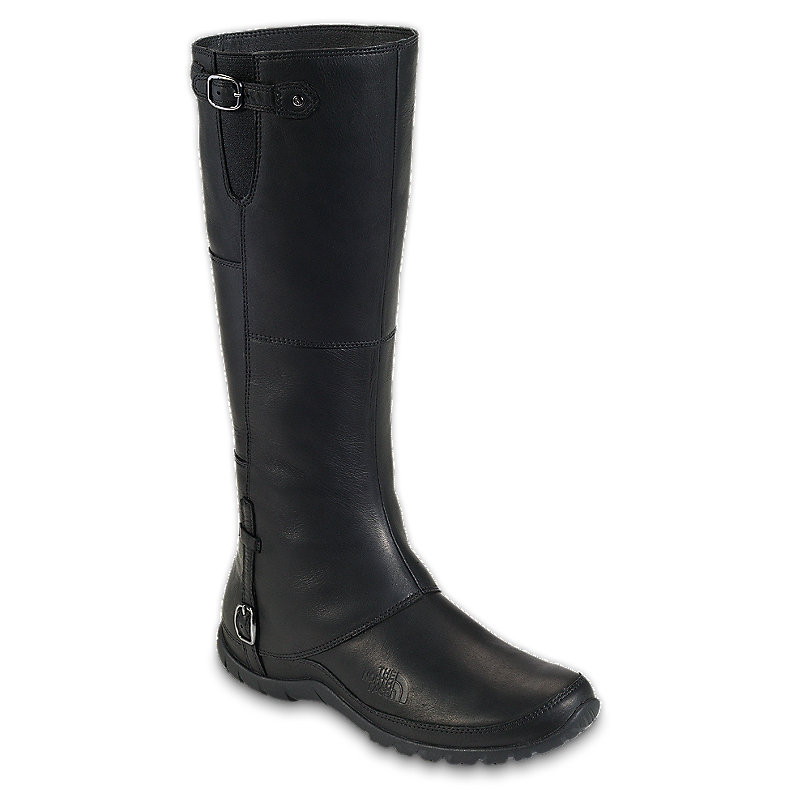 NORTH FACE WOMEN CAMRYN BOOT BLACK / BLACK