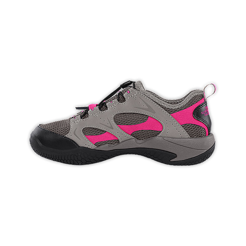 NORTH FACE WOMEN HEDGEFROG PRO DARK GULL GREY / PARASOL PINK