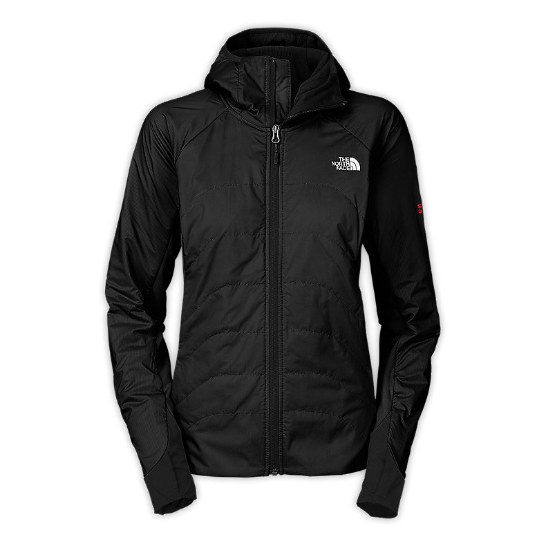 NORTH FACE WOMEN SUPER ZEPHYRUS HOODIE TNF BLACK