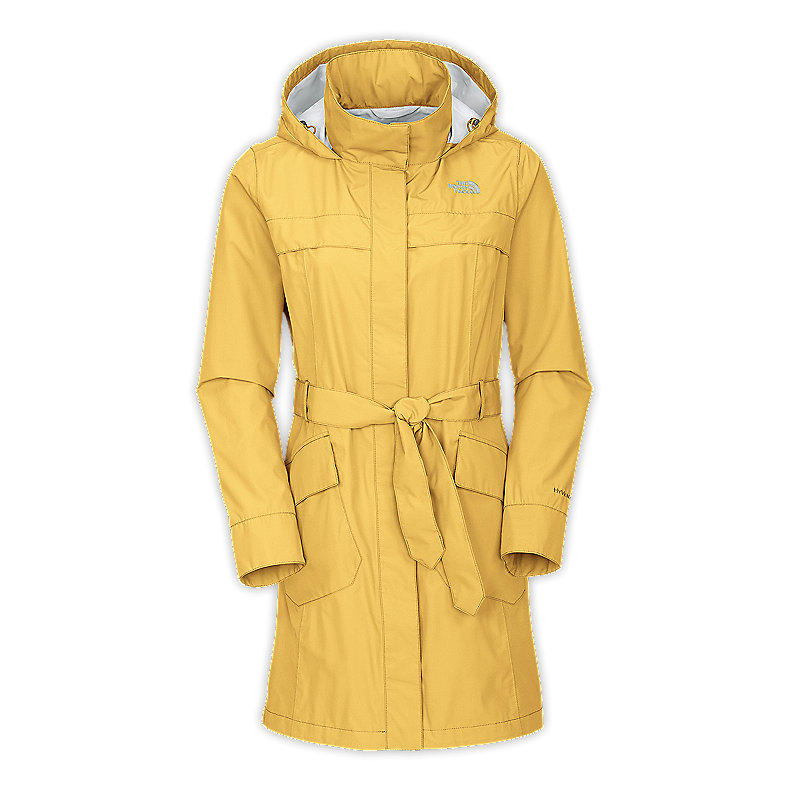 NORTH FACE WOMEN STELLA GRACE JACKET MAYAN YELLOW